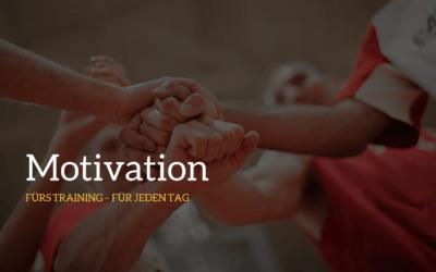 Motivation fürs Training